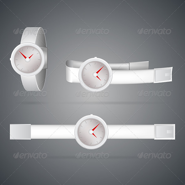 GraphicRiver Wristwatch 8280826