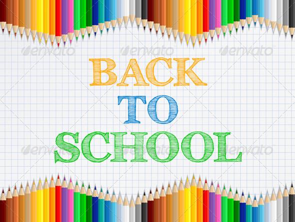 GraphicRiver Back To School 8281139
