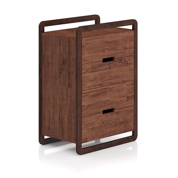 3DOcean Modern Wooden Cabinet 8281481