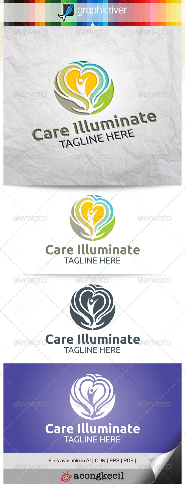 GraphicRiver Care Illuminate V.4 8281526