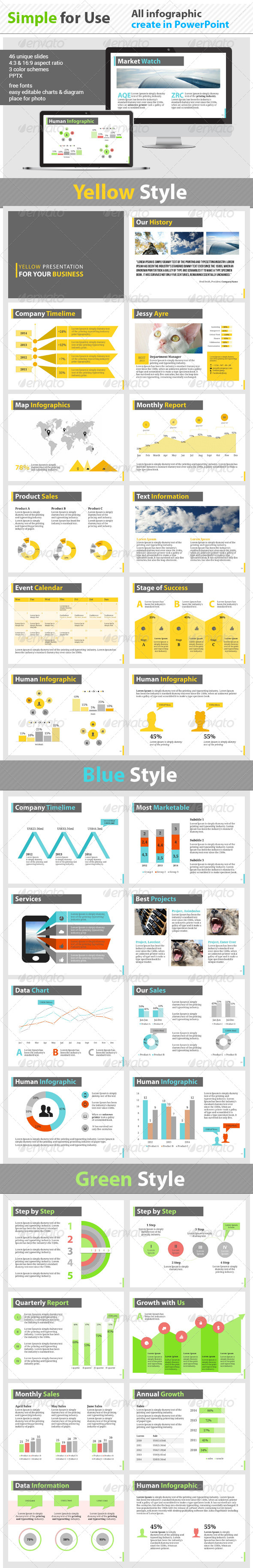 GraphicRiver PowerPoint Presentation for your Business 8281629