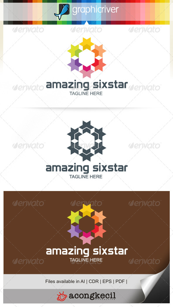 GraphicRiver SixStar V.3 8281694