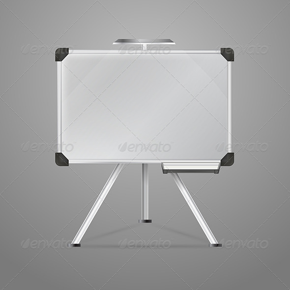 GraphicRiver Magnetic Board 8281927