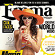 Emma Fashion Magazine + 2 Covers - GraphicRiver Item for Sale