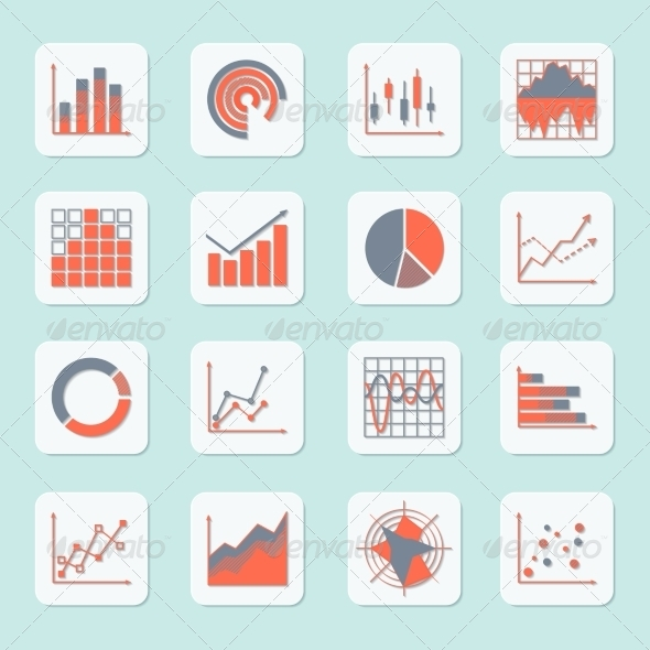 GraphicRiver Business Chart Icons 8282075