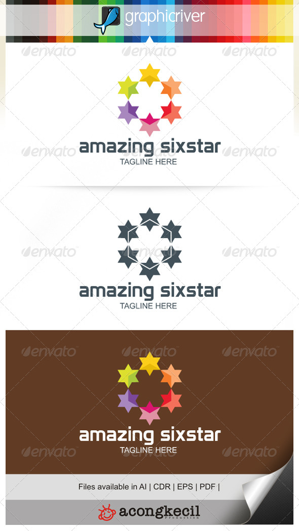 GraphicRiver SixStar V.4 8282164
