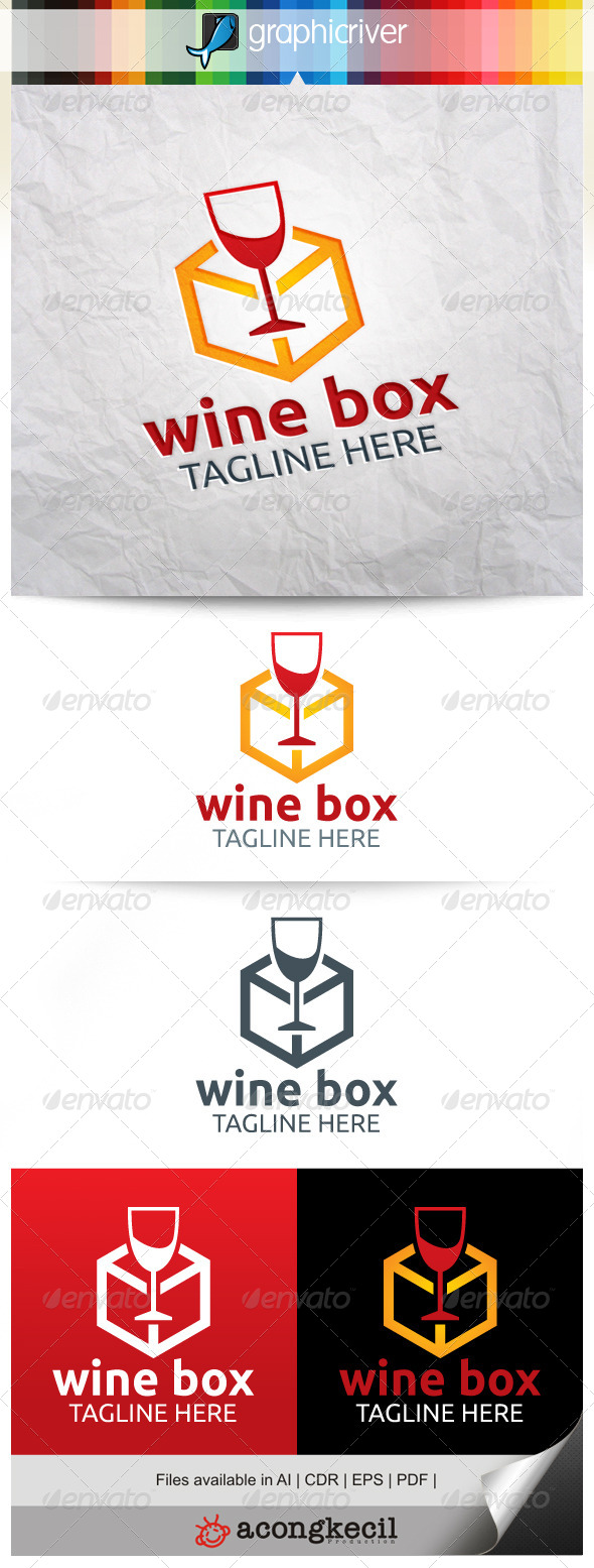 GraphicRiver Wine Box 8282250