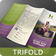 Elegant Multipurpose Trifold - GraphicRiver Item for Sale
