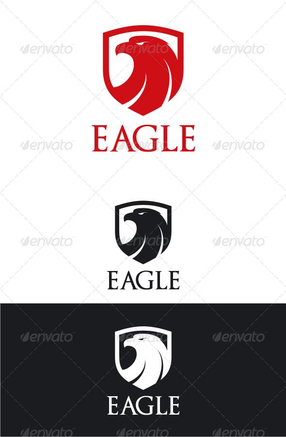 GraphicRiver Eagle Logo 8282893