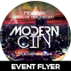 Modern City Event Flyer Design - GraphicRiver Item for Sale