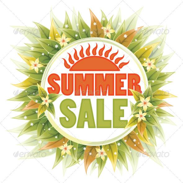GraphicRiver Summer Sale 8283411