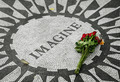 Strawberry Fields, the John Lennon Memorial in Central Park - PhotoDune Item for Sale