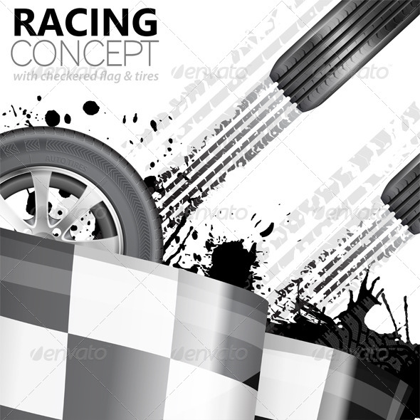 GraphicRiver Racing 8284318