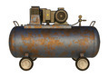Industrial Air Compressor  - PhotoDune Item for Sale