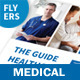 Medical Flyers – 4 Options - GraphicRiver Item for Sale