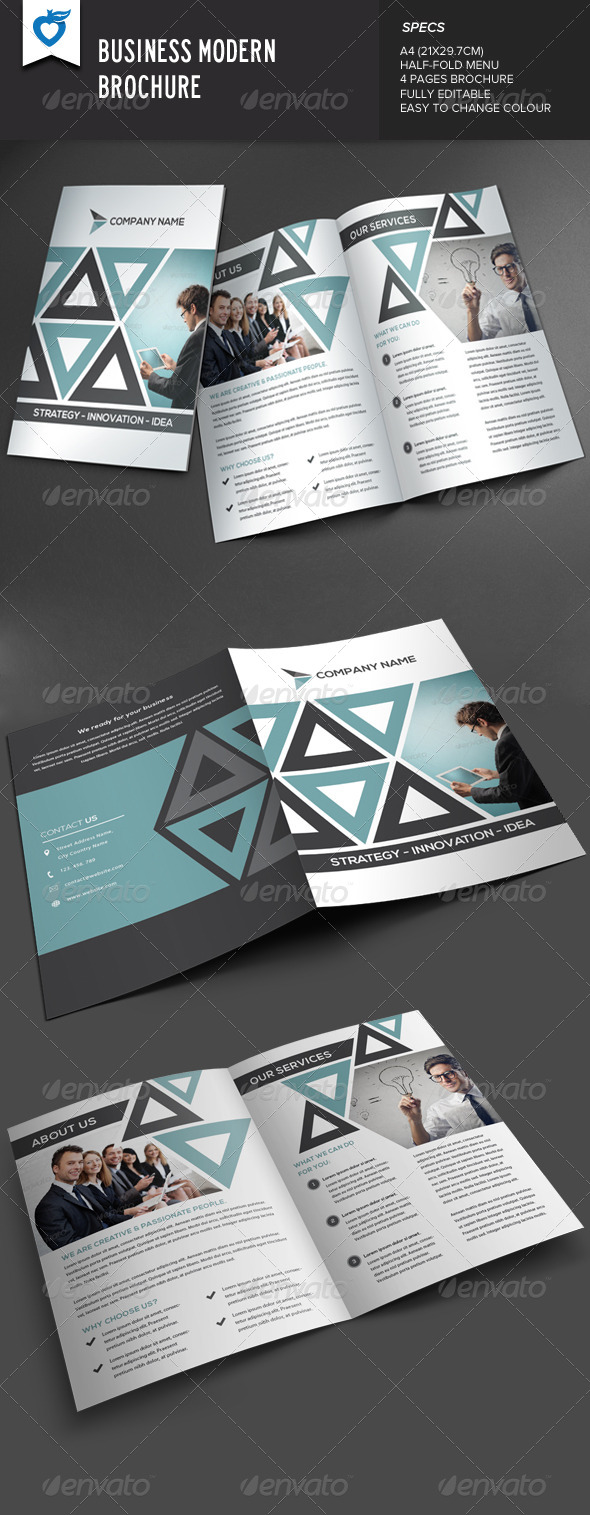 Business Modern Brochure