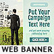 Corporate Web Banner Design Template 46 - GraphicRiver Item for Sale