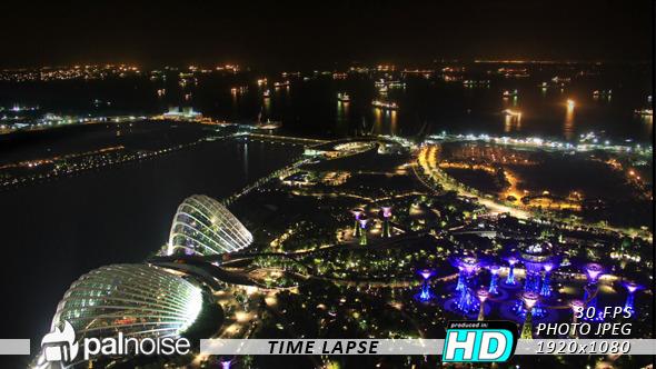 LED Town Bay