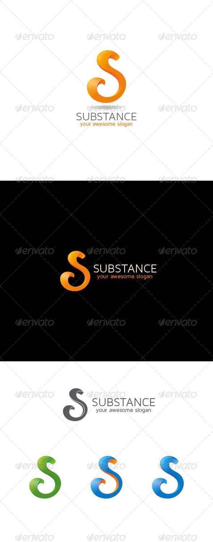 GraphicRiver S Letter Logo 8284931