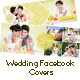 Wedding Facebook TCovers - GraphicRiver Item for Sale