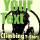Sport Climbing T-Shirt - GraphicRiver Item for Sale