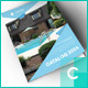 Origami Real Estate And Travel Magazine - GraphicRiver Item for Sale