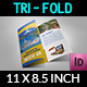 Travel Company Tri Fold Brochure Template - GraphicRiver Item for Sale