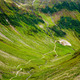 Hiking trail in the Romanian mountains - PhotoDune Item for Sale