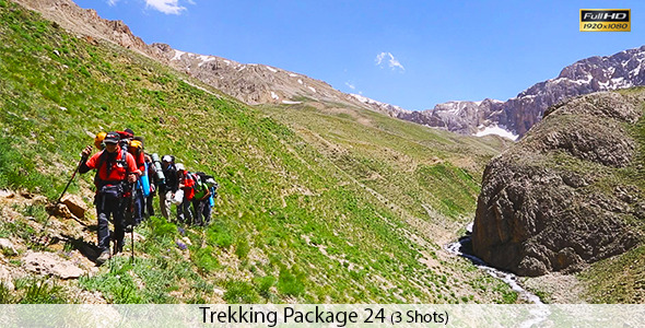 Trekking Package 24