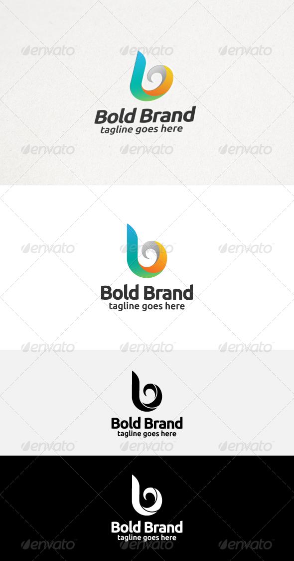 GraphicRiver Bold Brand 8279983