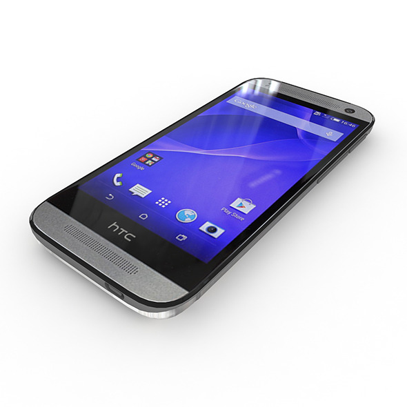 HTC One Mini 2 - 3DOcean Item for Sale