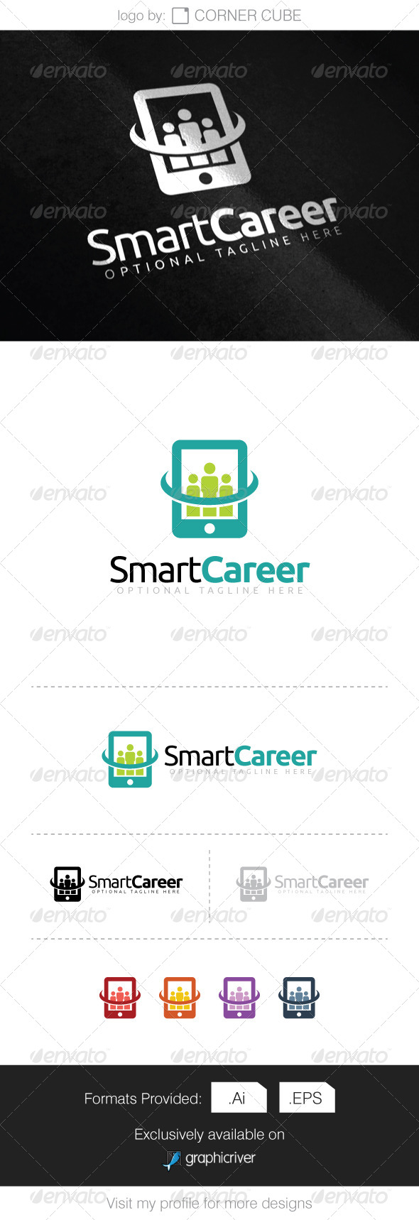 Smart Career Logo