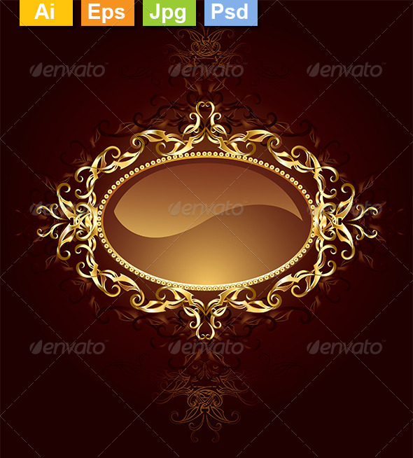 GraphicRiver Oval Jewelry Banner 8292350