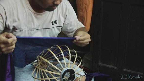 Handmade Chinese Paper Lantern
