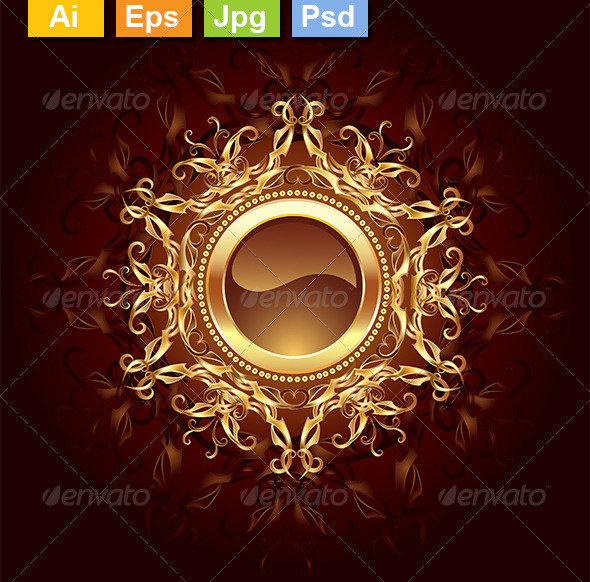 GraphicRiver Round Jewelry Banner 8292416