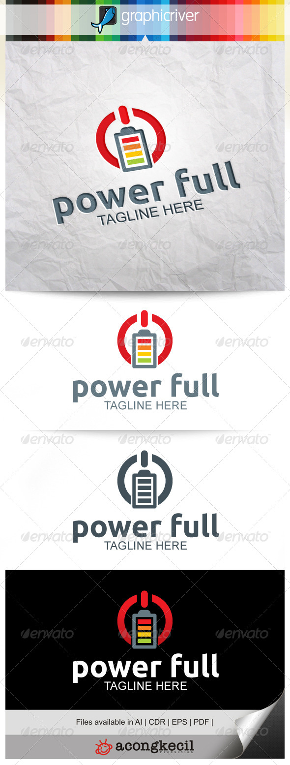 GraphicRiver Power Full 8293467