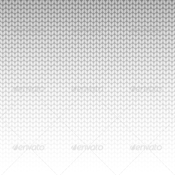 GraphicRiver Grey Knitted Background 8293495
