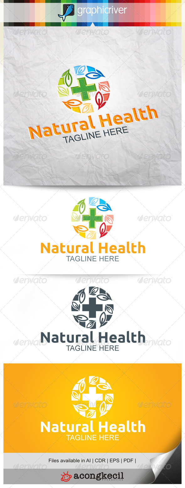 GraphicRiver Natural Health 8293538