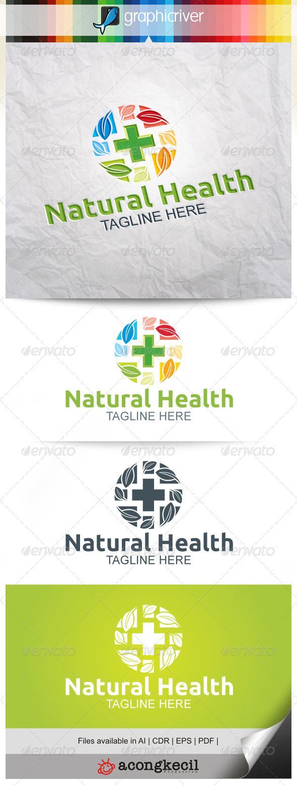 GraphicRiver Natural Health V.2 8293578