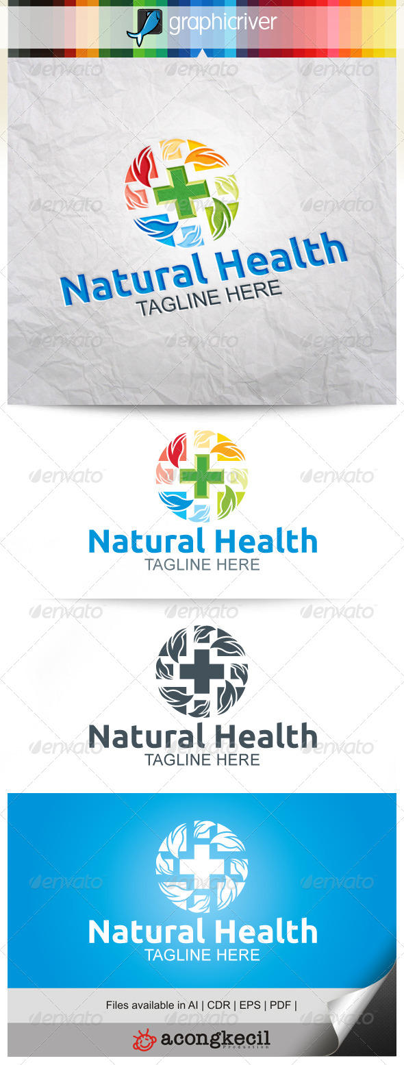 GraphicRiver Natural Health V.3 8293609