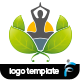 Meditation Logo - GraphicRiver Item for Sale
