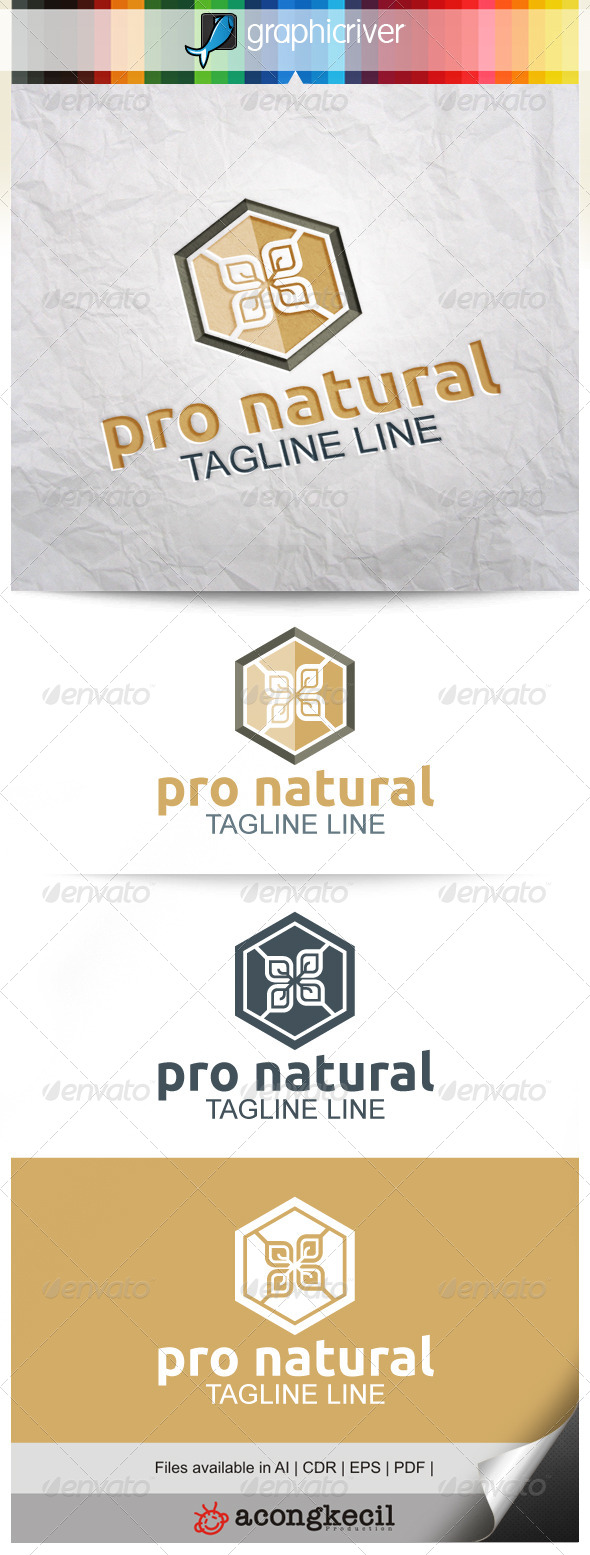 GraphicRiver Pro Natural V.3 8293624