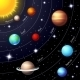 Solar System - GraphicRiver Item for Sale