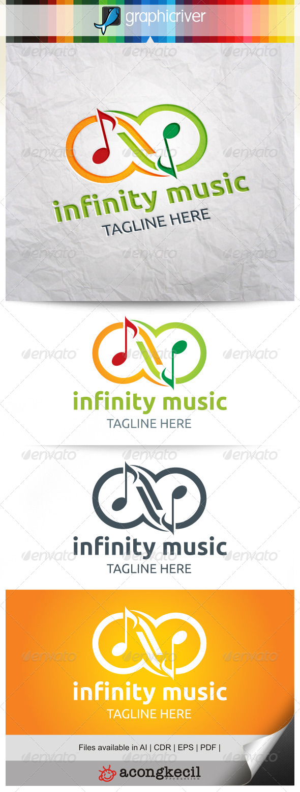 GraphicRiver Infinity Music V.2 8293879