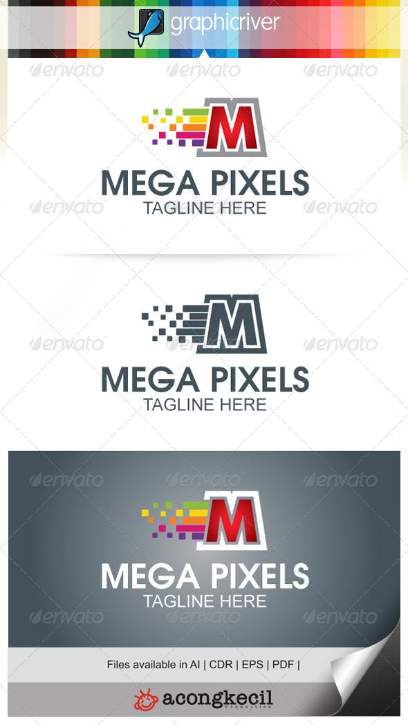 GraphicRiver Mega Pixels 8294020