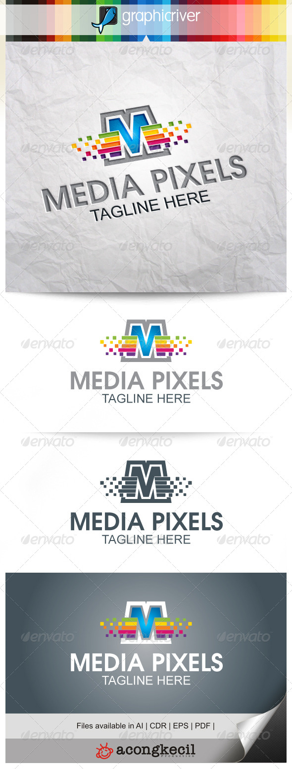 GraphicRiver Media Pixels 8294031