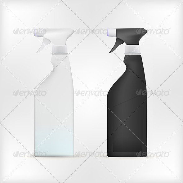 GraphicRiver Illustration of Sprayers 8294383