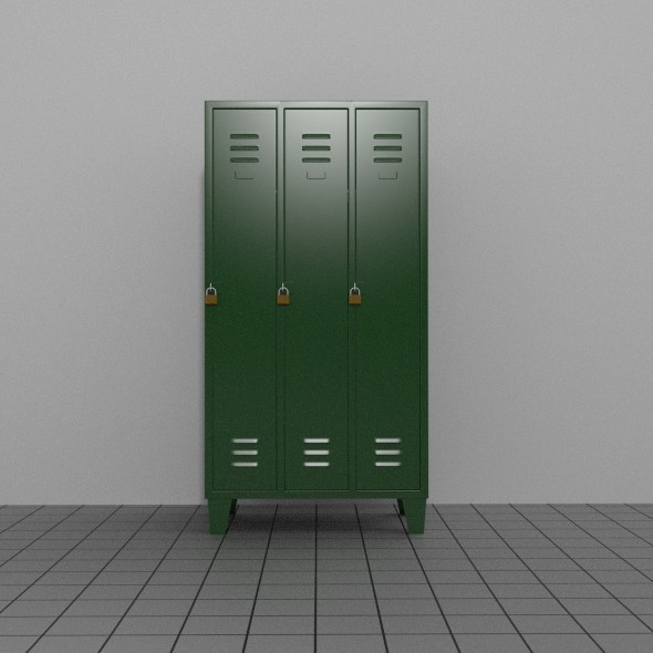 3DOcean Locker 8294575