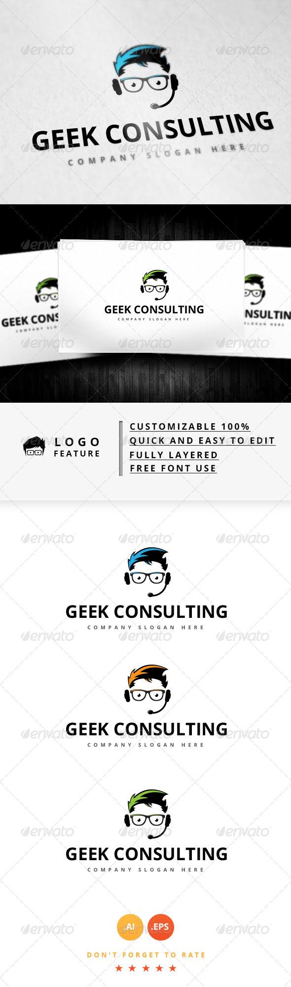 Geek Consulting Logo