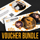 Gift Voucher Templates Bundle 03 - GraphicRiver Item for Sale